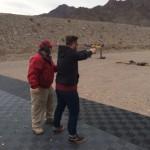 Pim shooting in Vegas