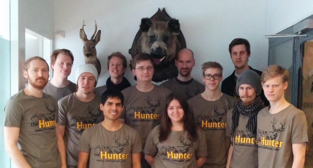 theHunter team