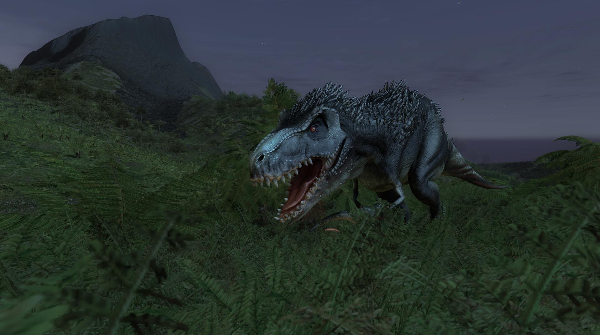 Raccolta immagini e video del gioco in anteprima T-rex_with_feathers