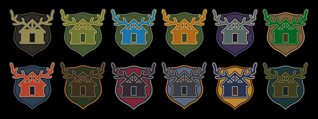 Trophy Lodge - Icons WIP